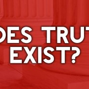 does truth exist