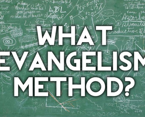 what evangelism method