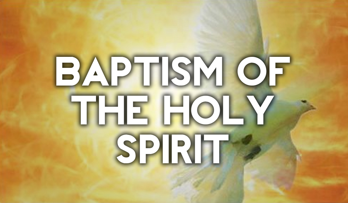 baptism and the holy spirit Most of what we have said previously about reception of the spirit applies to the baptism in the holy spirit one of the seven terms that luke uses with regard to pentecost and caesarea is baptized in the spirit we will focus in this chapter on this term this term is commonly used by all.