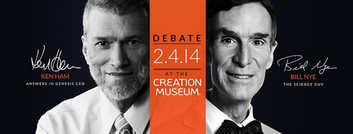 bill nye debate with ken ham
