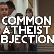 common atheist objections