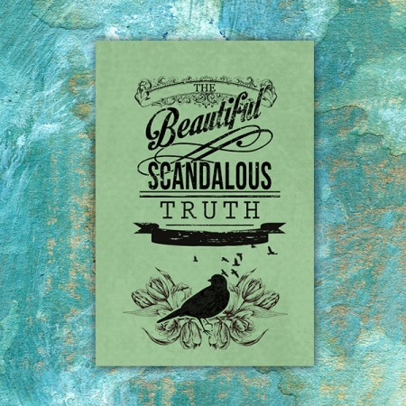 beautiful scandalous truth cover